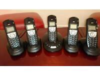 BT Synergy 4500 Cordless Phone Set