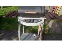 landemann 2 burner gas barbeque.