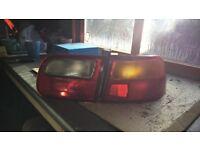 honda civic eg rear lights
