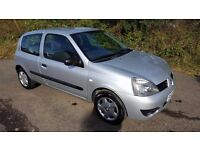 2008 08 Renault Clio Campus **53000 MILES**YEARS MOT**SERVICED**2 LADY OWNER**STUNNING!!