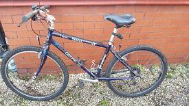 Mountain Bike retro Al Carter Deore
