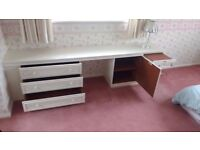 Bedroom Furniture - Dressing table / Bedside Table / Chest Draws - STRACHAN