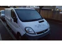 Vauxhall vivaro 1.9cdti 2004
