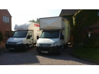 House Removals & Man with a Van, No Deposit to pay, House Clearance, Fully Insured , Short Notice C
