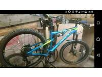 Boardman pro fs mountain bike