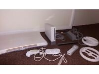 Nintendo Wii + Games and more