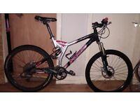 Specialized xc stump jumper FSR full suspension bike £400 ono