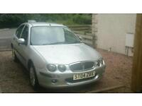 Rover 25 *low mileage and MOT*