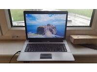 hp Compaq 6720s windows 7 80g hard drive 2g memory wifi dvd drive comes with charger