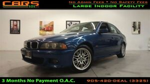 2003 BMW 530 iA   Sunroof   Fully Serviced   Certified  