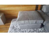 Next pouffe/foot stool