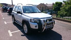 Landrover freelander td4 auto for sale as project car