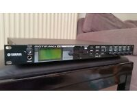 Yamaha Motif-Rack XS with optional mLAN 16E2 (Firewire) card installed
