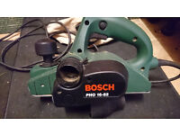 Bosch PHO 16-82 240v Electric Planer