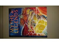 Myths and legends Book ( For Kids )