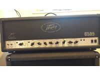 Peavey 6505 120w guitar head valves