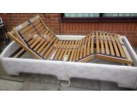 Okimat 2 mechanical bed Base for sale.