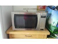 Panasonic microwave inverter oven