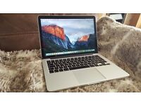 "Apple MacBook Retina 13"" - i5 2.6 ghz 8 Gb ram (2014 Model) Logic Pro X - Office - Final Cut Pro"