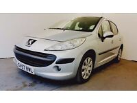 2007 | Peugeot 207 1.4 S 5dr | 1 FORMER KEEPER | 1 YEAR MOT | SERVICE HISTORY | HPI CLEAR