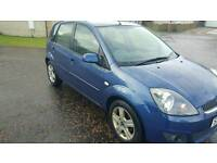Ford fiesta zetec 2007 *full years mot* (not corsa clio picanto punto focus golf astra mondeo)