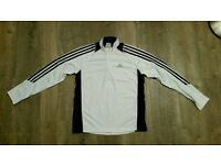 Adidas climacool long sleeve tshirt top. Running football exercise