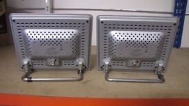TEAC FLAT PANEL MINI SPEAKERS