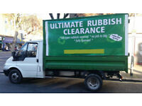 Rubbish Removal- Waste Removal-Rubbish Clearance!!! Same day service !!!