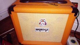 12L ORANGE CRUSH GUITAR AMP