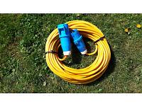 Powerpart 25metre mains hook-up lead