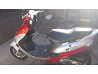 Peugeot v clic 50 ,not aprilla ,pit bike , car ,moped