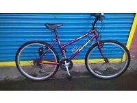 Merida 18inch Ladies Bike for sale
