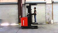 WE PAY FOR YOUR FORKLIFT LICENSES