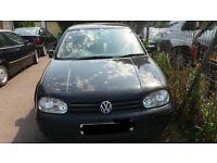*2001 VW Golf MK4 2.0 GTi BREAKING*