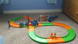 My first noddy train set plus accessories