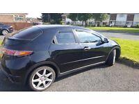 Honda Civic 2.2 57 sport black