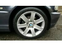 Bmw engine 17 inch alloys