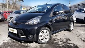 Toyota AYGO1.0 MOVE WITH STYLE VVT-I **£99 PM**