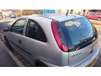 vauxhall corsa 1ltr for sale great little run around, face lift version