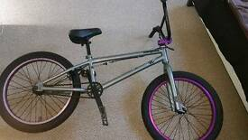 "Ono Mongoose scan r70 2016 BMX bike 20"" perfect condition"