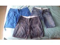Ladies Shorts Size 16 Next & M&S