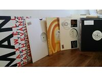 "approx 500 12"" vinyl singles mainly R'n'B and hip hop promo dj records"