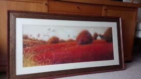 John Lewis Crimson Hills Large Picture