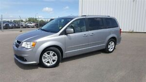 2013 Dodge Grand Caravan Crew LOCAL TRADE and PST PAID