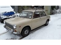1971 Austin1300 Saloon - BARN FIND!!
