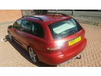 JAGUAR X TYPE 2.2TDI ESTATE NEW SHEAP BIG SAT NAV-TV-MANUAL6-STRONG CHEAP; £999-TEL;07306530777-SWAP