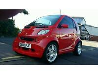 Smart Car Fortwo 450 brabus red edition very rare and in stunning condition