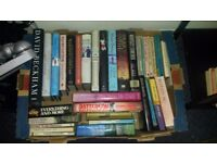 Books - huge bundle, job lot. Perfect for carboot sale. Money to CHARITY
