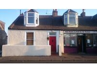 VERY ATTRACTIVE MODERNISED 2 BED COTTAGE IN COCKENZIE, EAST LOTHIAN