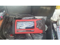 SNAP ON SOLUS FOR PRE 2005 EESCGB310 COMPLETE DIAGNOSTIC SCANNER AND CABLE. RARE LEGACY 5.4 SOFTWARE